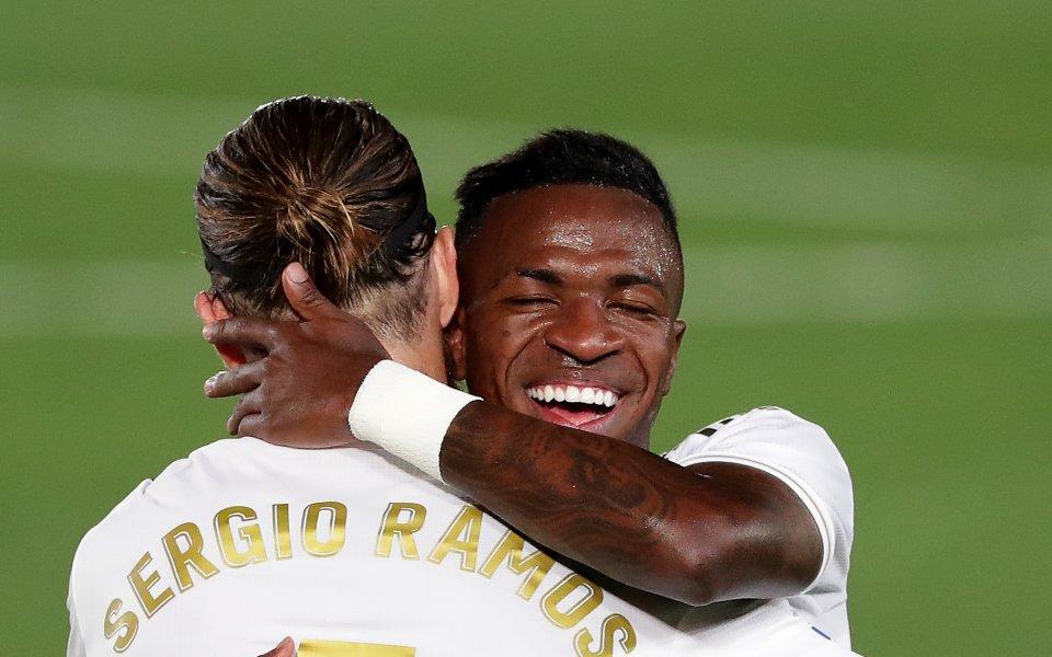 Първото попадение на Реал Мадрид срещу Майорка в сряда вечер