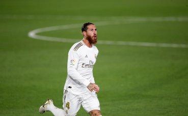 Критичен Рамос, въпреки победата на Реал Мадрид