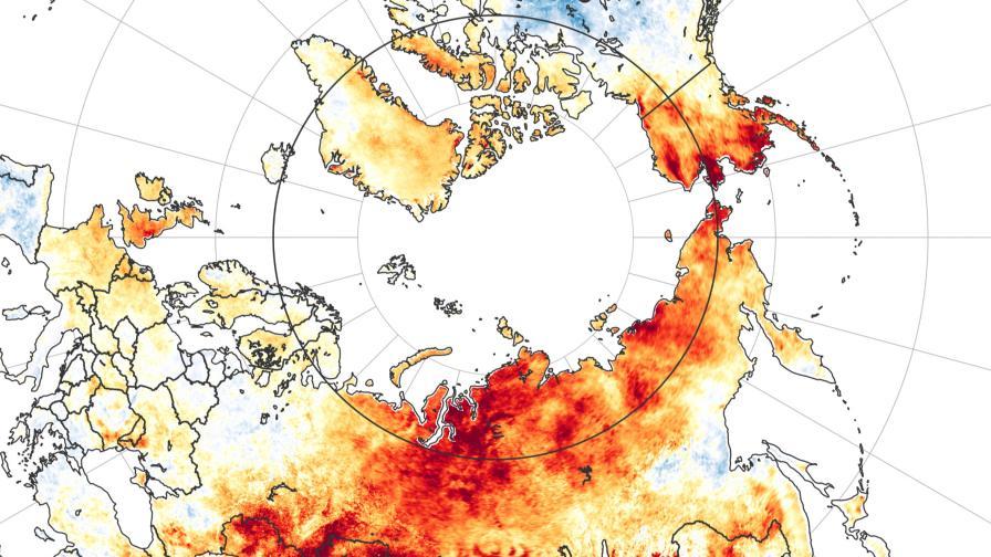 Учените бият тревога за това, което става в Сибир