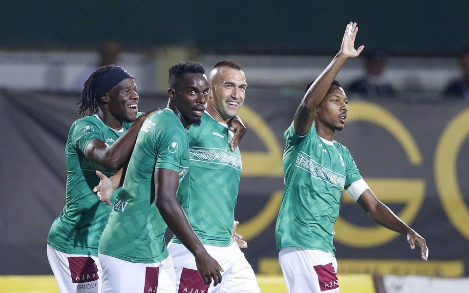 Берое срази с 2:0 като гост Локомотив Пловдив в мач