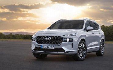 Hyundai Motor разкрива техническата страна на Santa Fe