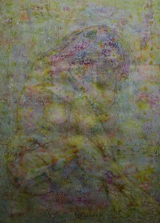 <p>Евгени Минчев оцени подобаващо разкошните картини и като ценител на изкуството остана впечатлен от многообразието от цветови нюанси.</p>