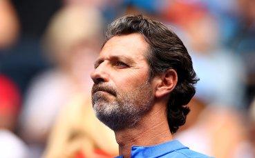 Патрик Муратоглу: Песимист за провеждането на US Open