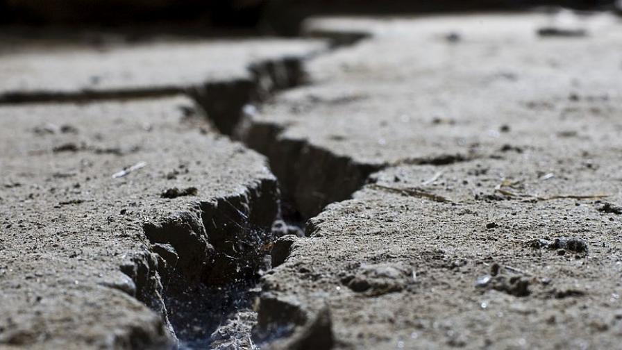 Земетресение тази нощ във Вранча