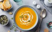 Вкусно и полезно: Супа от тиква и червена леща