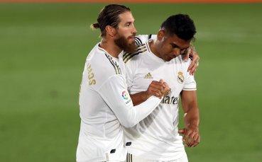 Благороден жест от страна на играчите на Реал към клуба