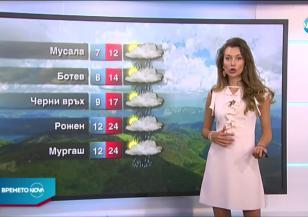 Прогноза за времето (03.07.2020 - обедна емисия)