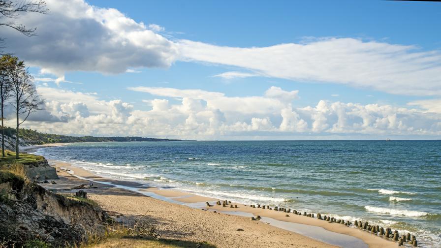 Най-хубавите плажове в Европа