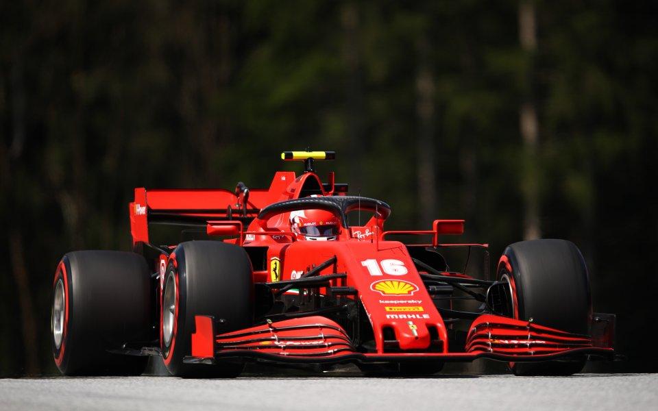 Шарл Льоклер призна след квалификацията за Гран при на Австрия,