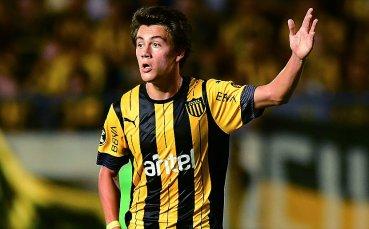 Юнайтед се интересува от уругвайско крило