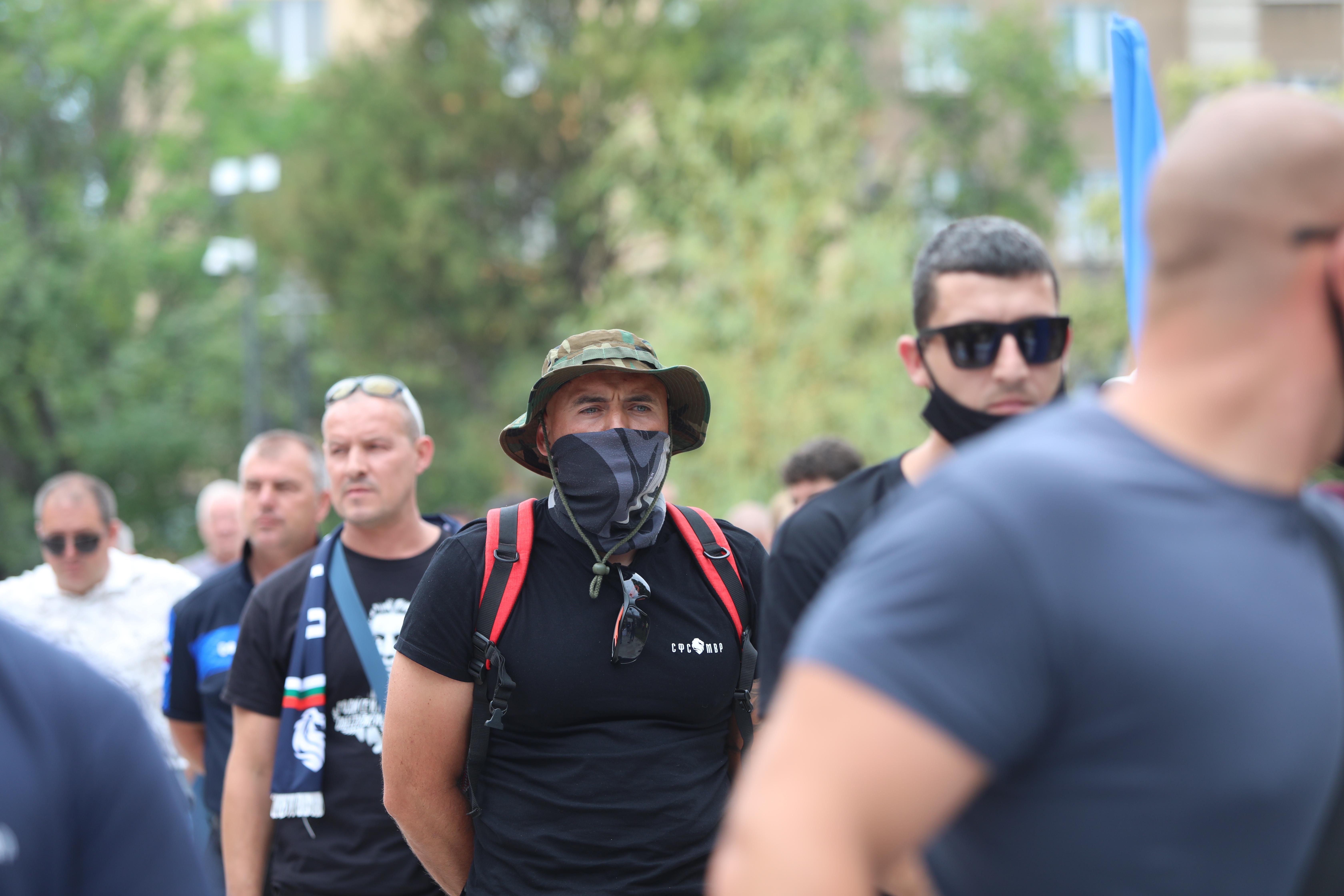 Ако не се стигне до решения, протестите ще продължат, заканиха се протестиращите