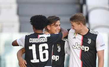Основни играчи на Ювентус пропускат дербито с Милан
