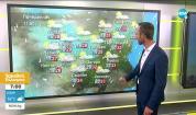 Прогноза за времето (06.07.2020 - сутрешна)