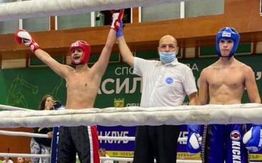 СК Стар Тийм - отборен шампион в кикбокса