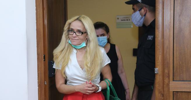 България Осъдиха на 8 години затвор Десислава Иванчева Това отреди