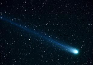 Къде е кометата NEOWISE
