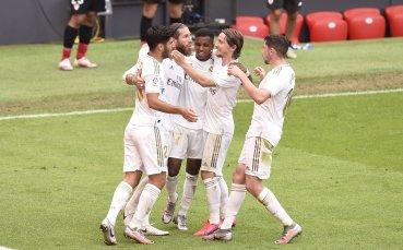 НА ЖИВО: Реал Мадрид - Алавес, бързо начало на
