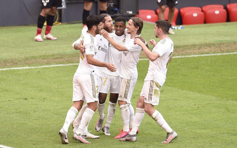 Отборът на Реал Мадрид по всяка вероятност няма да направи