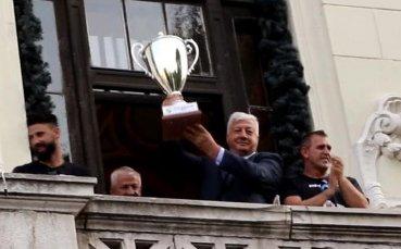 Кметът на Пловдив с голямо обещание за грандовете в града