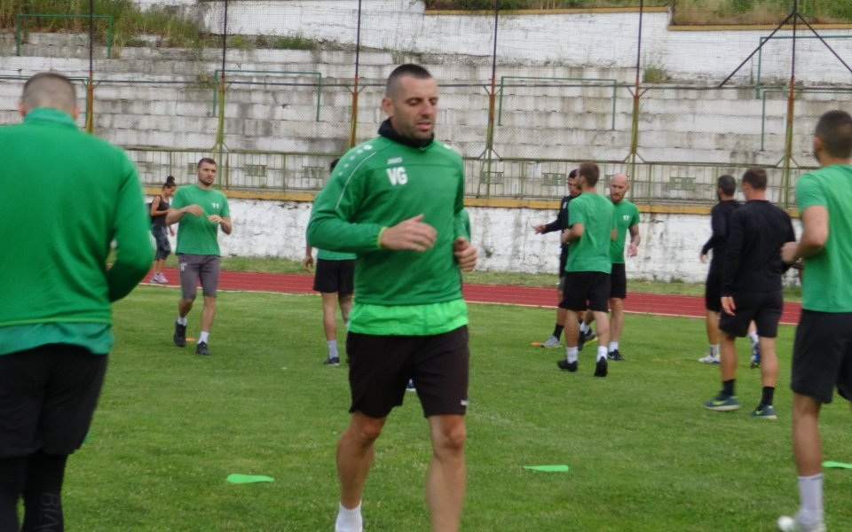 Ръководството на ОФК Вихрен Сандански е съгласно срещата между отборите