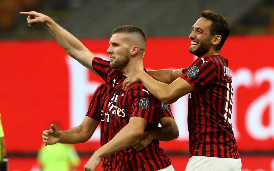 Италианският гранд Милан и Анте Ребич постигнаха джентълменско споразумение за
