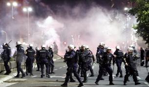 Протест в Белград против новите мерки срещу коронавируса - Теми в развитие | Vesti.bg