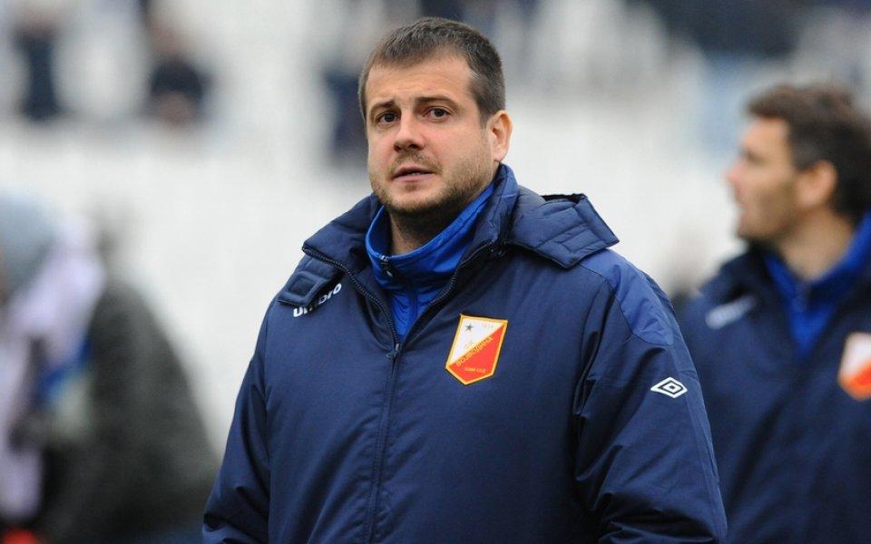 Треньорът на Войводина призна, че се е напил като казак след триумфа