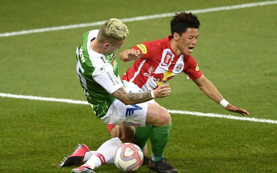 Отборът на РБ Лайпциг привлече корейският национален футболист Хуанг Хий-чан