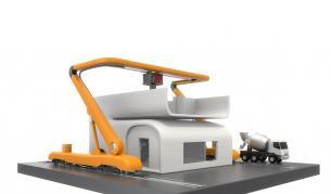 Робот построи къща за 48 часа, 1 век гаранция - Любопитно | Vesti.bg