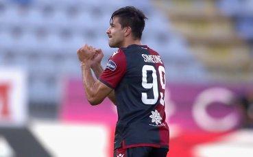 Джовани Симеоне обяви в кой клуб иска да играе