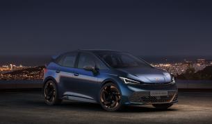<p>Това е най-спортният електрически хечбек на VW Group</p>