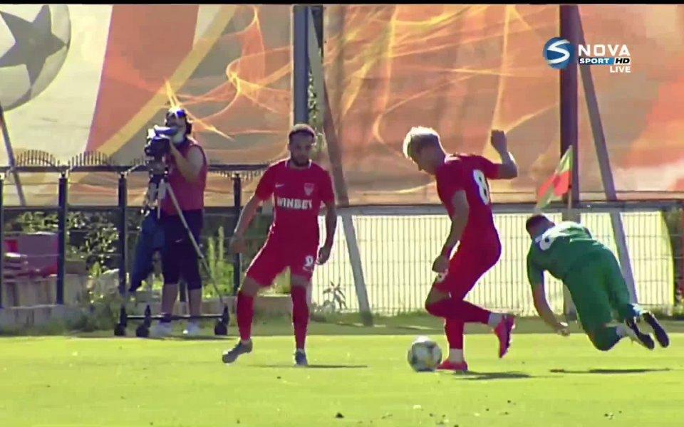 Царско селоиБотев Врацасе изправят един срещу друг на стадиона в