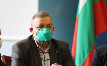 Кантарджиев предупреди, че коронавирусът застрашава кариерите на спортистите