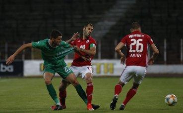 Капитанът на ЦСКА смята, че е добре, че българин води отбора