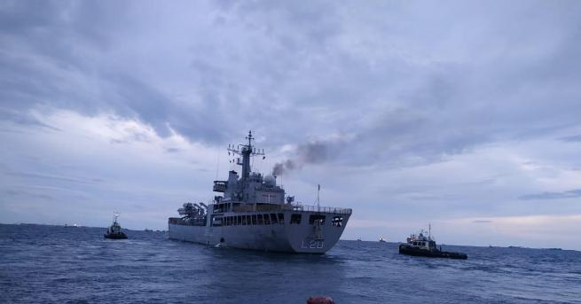 Свят Взрив на кораб в САЩ, 21 моряци са ранени