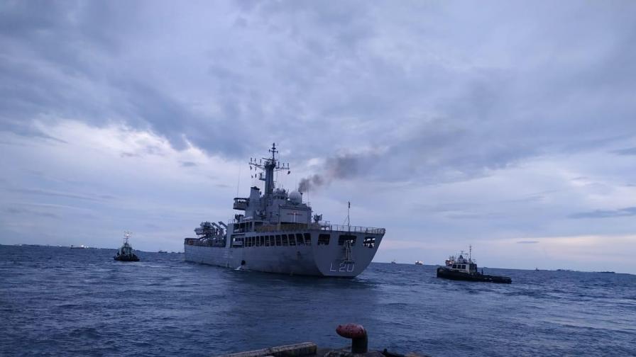 Взрив на кораб в САЩ, 57 моряци са ранени