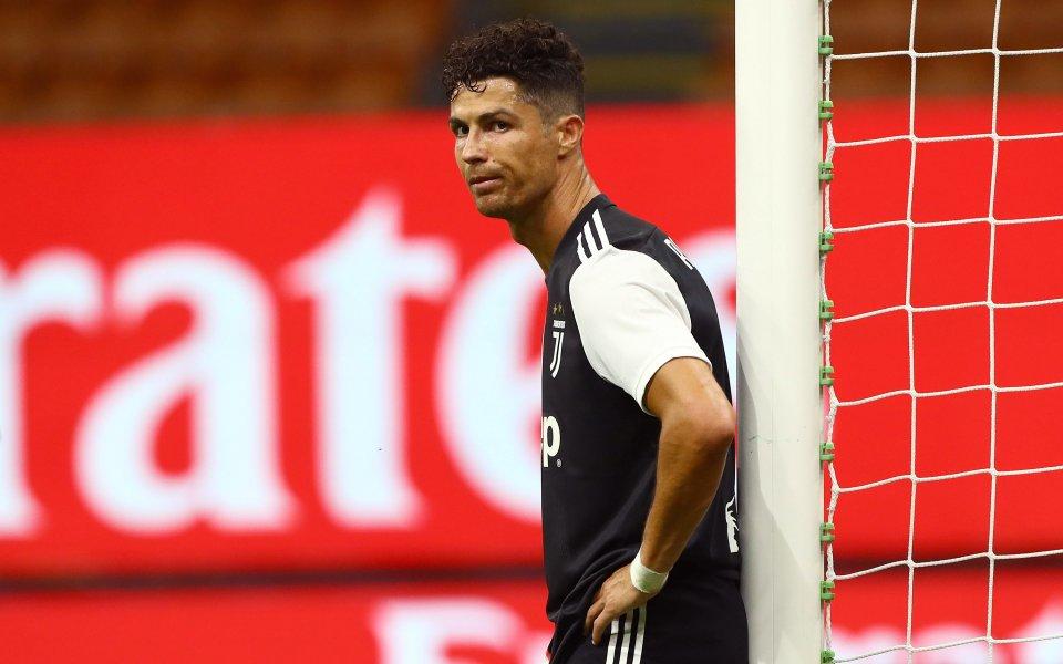 Звездата на световния футбол и Ювентус Кристиано Роналдо няма никакво