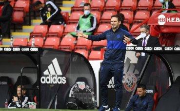 Лампард е забелязал огромна слабост в състава на Челси