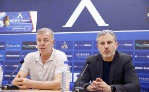 """Левски с важни решения след съвместна среща на """"Герена"""""""