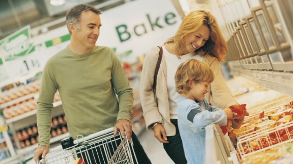 Не подминавайте четенето на етикетите върху продуктите, които пазарувате