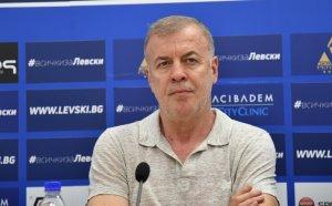 Тартор на Сектор Б: Подготвя ли Сираков да слага тире в името на Левски?