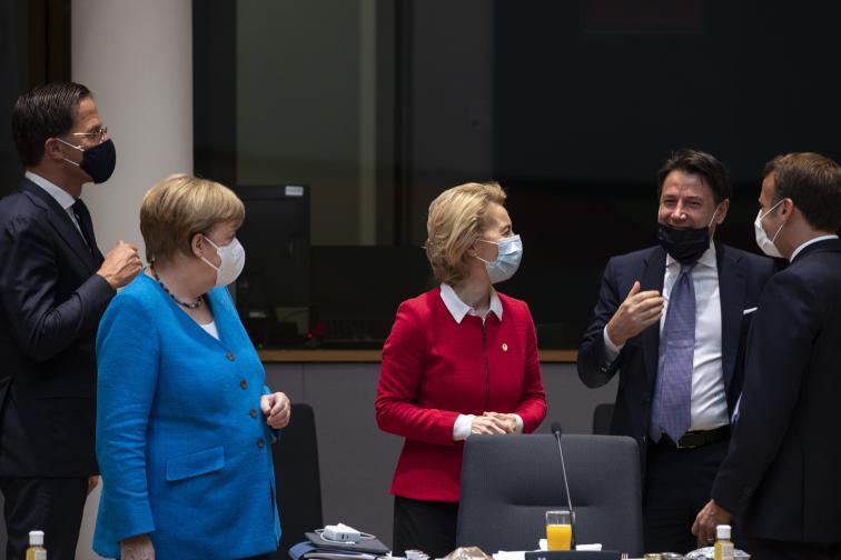 ЕС среща Брюксел