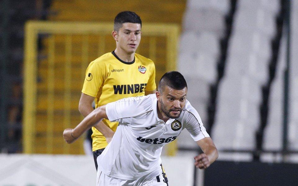 Славия посреща Ботев Пловдив в отложен мач от 11-ия кръг