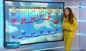 Прогноза за времето (20.07.2020 - обедна емисия)