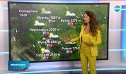 Прогноза за времето (20.07.2020 - следобедна емисия)