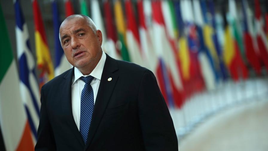 Борисов: Полагам огромни усилия, за да сближавам позициите на моите приятели от ЕС