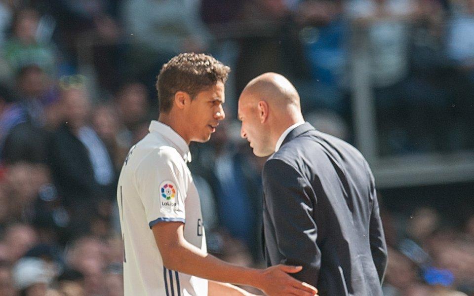 Защитник на Реал Мадрид разкри уникална способност на Зидан