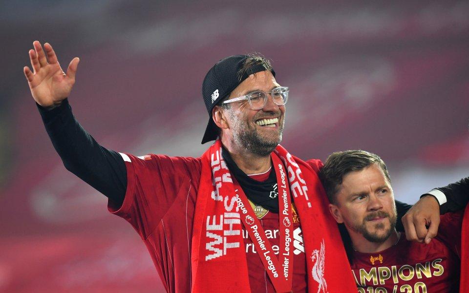 Мениджърът на Ливърпул Юрген Клоп намекна, че присъствието и класата