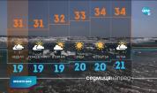 Прогноза за времето (25.07.2020 - обедна емисия)