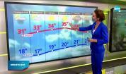 Прогноза за времето (27.07.2020 - сутрешна)
